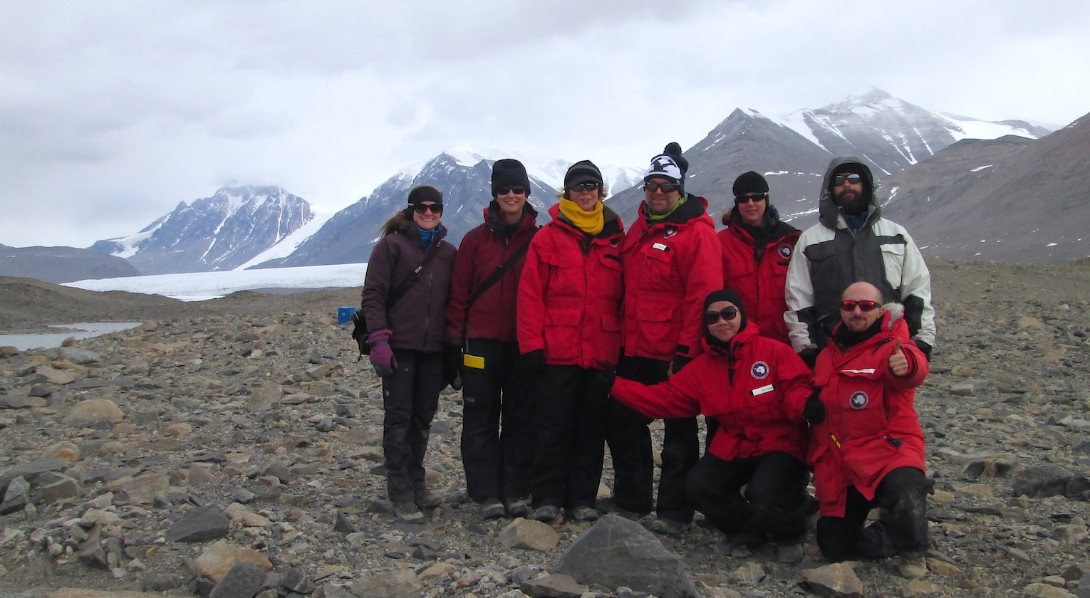 C-507 team group picture at MGP